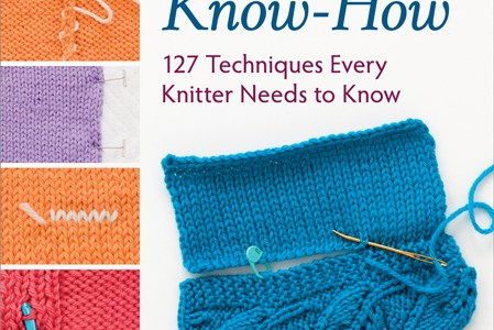 Giveaway: Knitter's Know-How