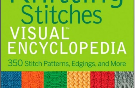 Learn New Stitch Patterns with this Fun Book