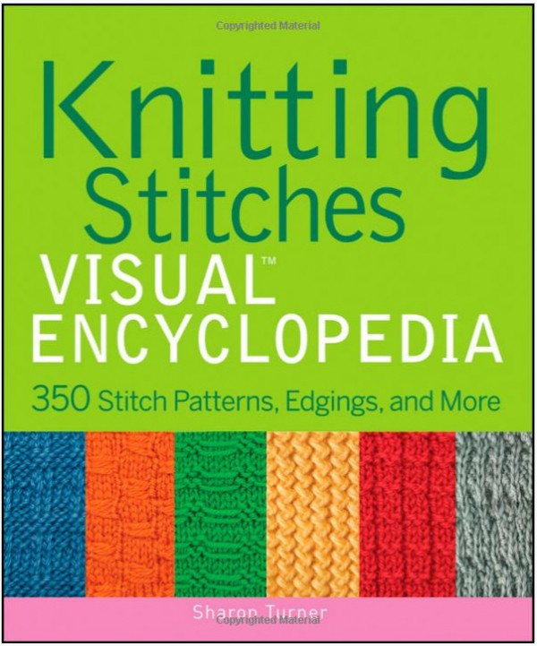 Knitting Stitches Book : Learn New Stitch Patterns with this Fun Book   Knitting