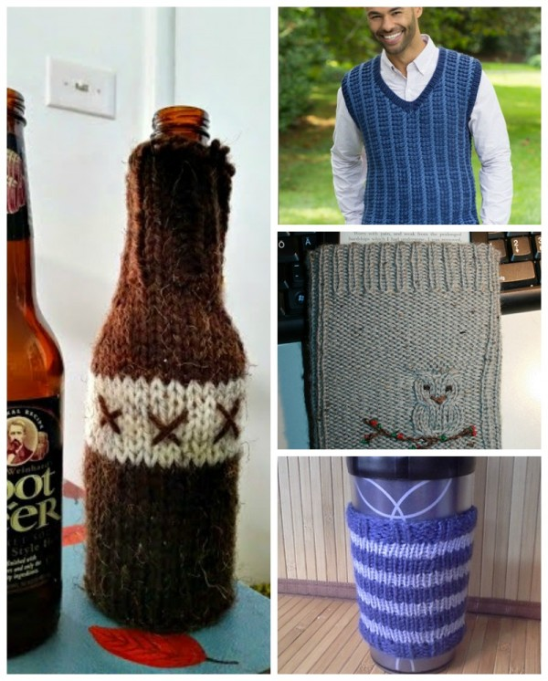 Free Knitting Pattern Gift Ideas : Gifts to Knit for Father s Day   Knitting