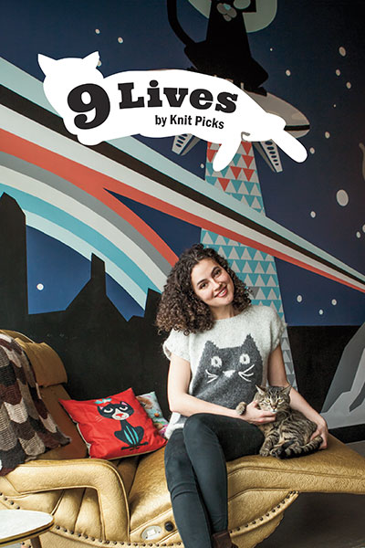 9 Lives collection Knit Picks