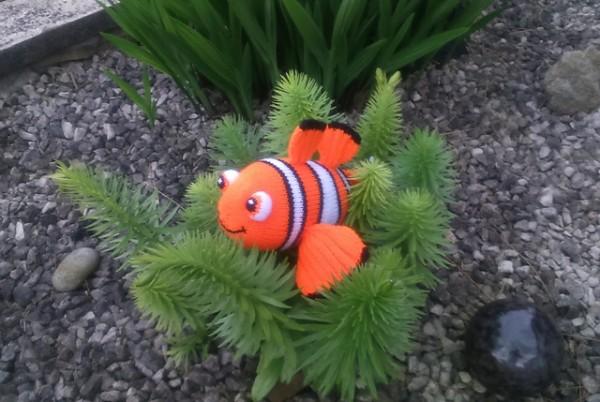 Knitting Nemo