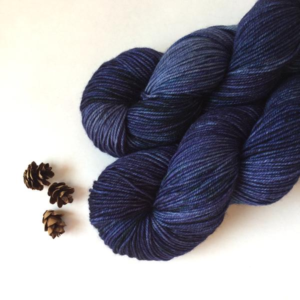 Knitting our national parks yarn