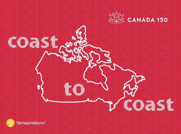 Yarnspirations Shares Knitting Patterns to Celebrate Canada150