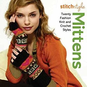 stitch style mittens