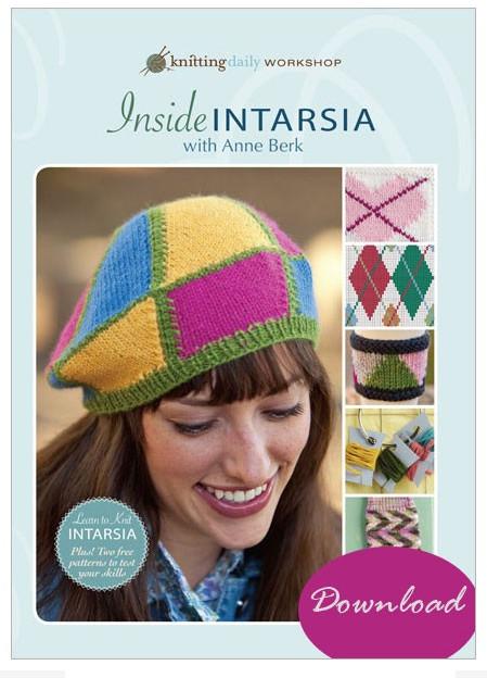 inside intarsia dvd