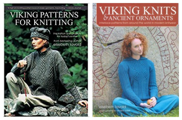 viking knitting books