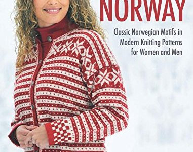 Get Ready for Fall and Winter with Handknits from Norway