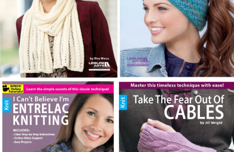 Boost Your Knitting Skills with this Collection