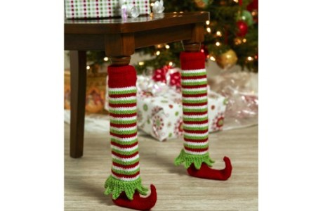 Give Your Tables and Chairs Elf Legs for the Holidays