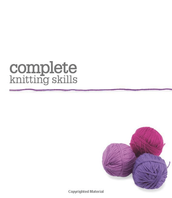 complete knitting skills giveaway