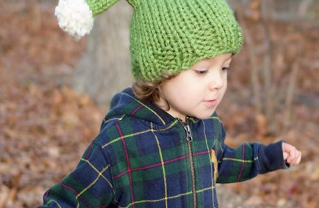 Knit a Hat for Your Little Elf