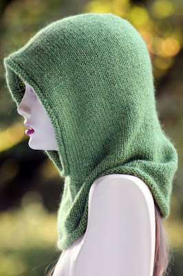 knit hood