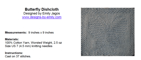 A Bunch of Great Free Washcloth Knitting Patterns
