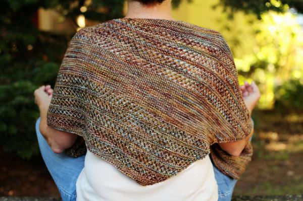touchstone shawl