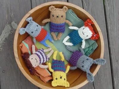 knit amigurumi patterns