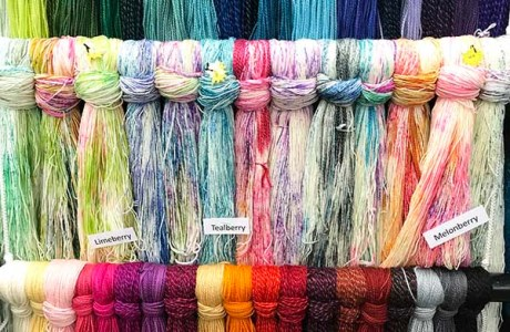 Knitting Trends from TNNA