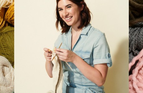A Beginner's Guide to Knitting from the New York Times