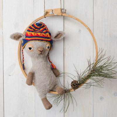 liam the llama knitting pattern