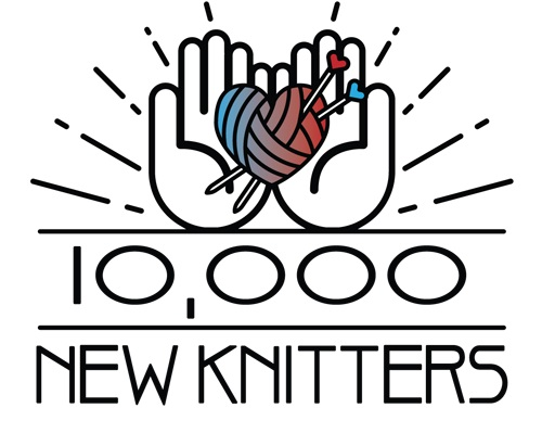 10,000 new knitters