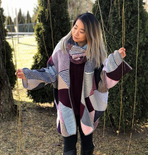 home sweet home modular knitting pattern