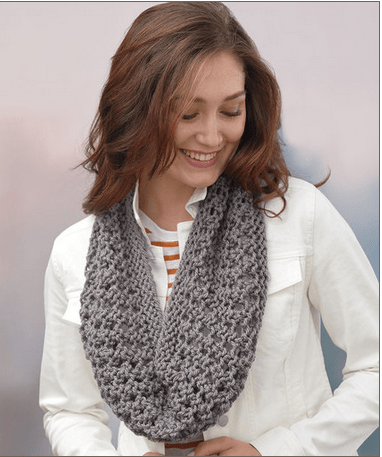 A Chunky Cowl You Can Knit this Weekend