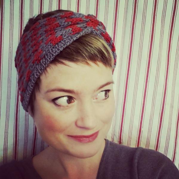 lola knit headband