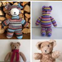 The Best Free Teddy Bear Knitting Patterns