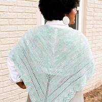 Knit a Francy Shawl for Fall