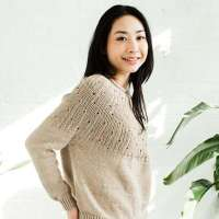 A Lightweight Sweater to Knit for Cooler Days