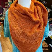 A Shawl to Knit in Honor of Indigenous Peoples