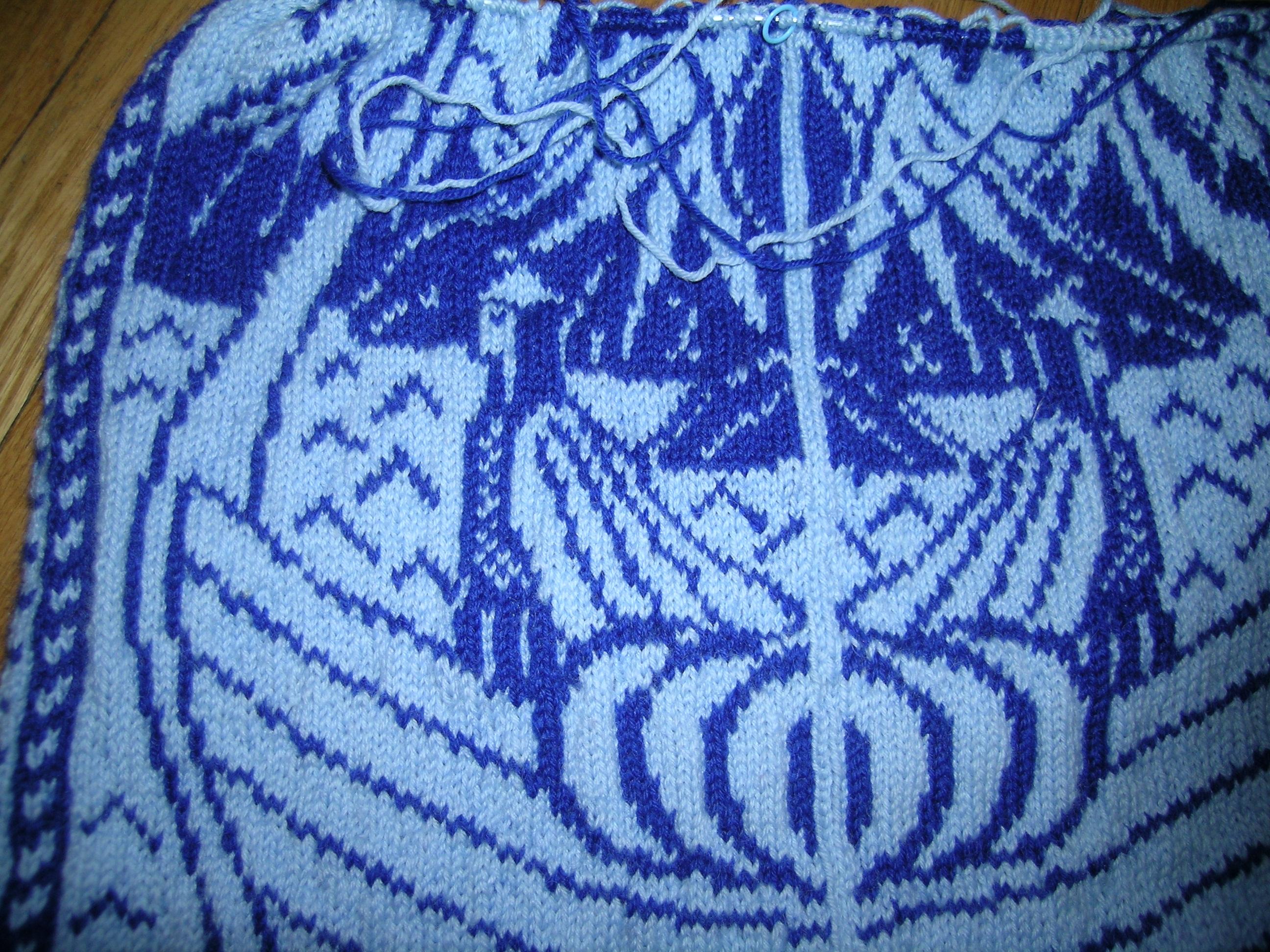 Free Viking Boat Sweater Pattern Knitting Before Knitting Was Cool