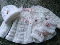 Knitted baby and child sweater patterns (205)