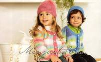Knitted baby and child sweater patterns (212)