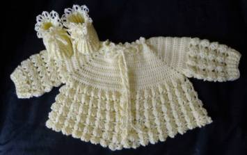 Knitted baby and child sweater patterns (264)