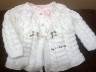 Knitted baby and child sweater patterns (268)