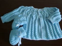 Knitted baby and child sweater patterns (272)