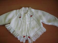 Knitted baby and child sweater patterns (282)