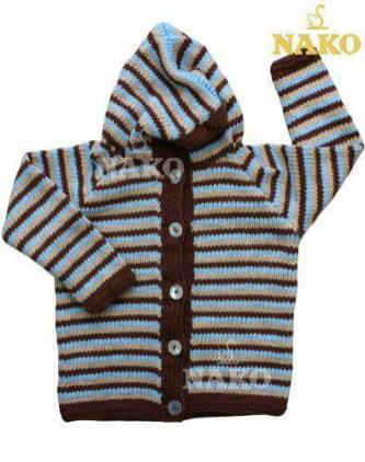 Knitted baby and child sweater patterns (299)