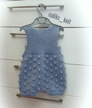 Knitted baby dress, vest, cardigan, sweater, overalls patterns (162)