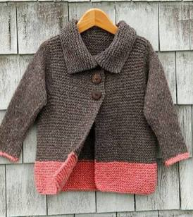 Knitted baby dress, vest, cardigan, sweater, overalls patterns (758)