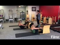 Chair Workout - Quick Chair Exercises (101)