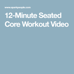 Chair Workout - Quick Chair Exercises (42)