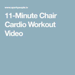 Chair Workout - Quick Chair Exercises (56)