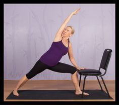 Chair Workout - Quick Chair Exercises (73)