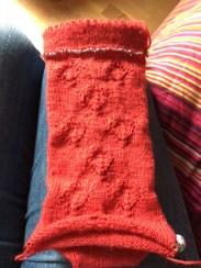 sock madness round 2 leg