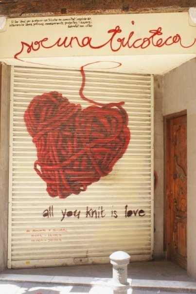 Download All You Knit is Love - knittingisawesome.com