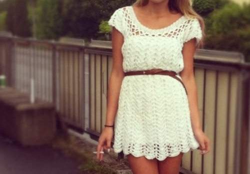 Summer Knit Dress - Knitting is Awesome 9aa911efc