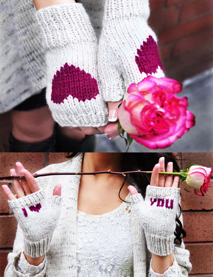 a26a892fb96 New Girly Knits Valentine s Day Knitting Pattern Collection