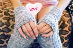 """""""Heart Warmers"""" Knitting Pattern"""